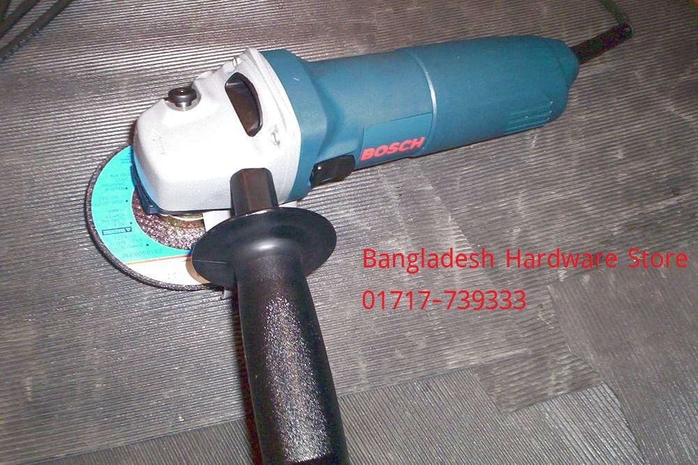 Bangladesh hardware store Bosch Grinder