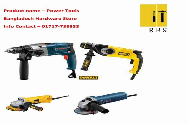 Power Tools Supplier in bd