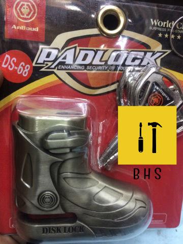 Bike Hydraulic Disk Lock In BD