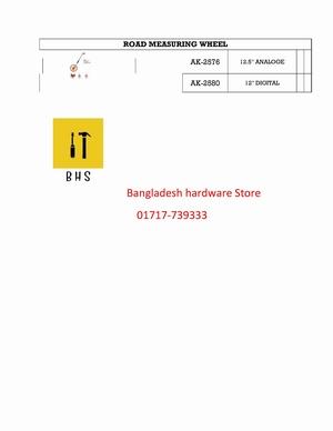 Road Measuring Wheel in bd