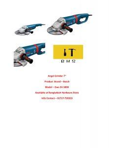 angle grinder dealer in bd