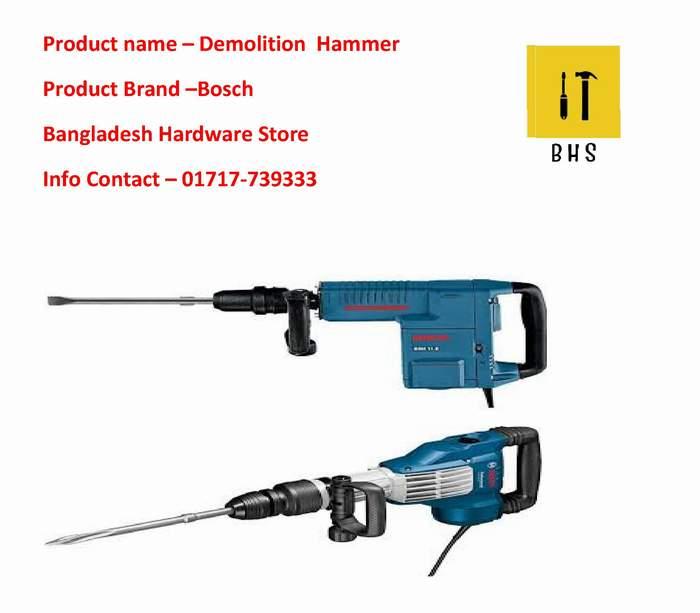 DEMOLITION HAMMER supplier in bd