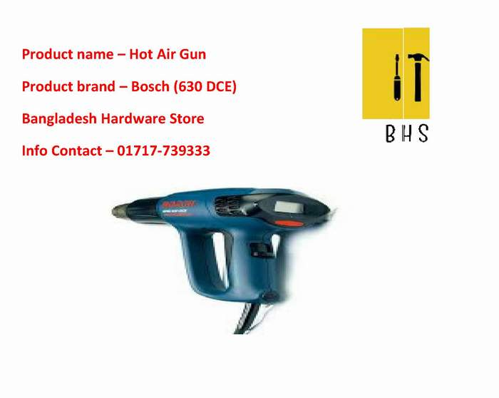 Bosch GHG 630 DCE Hot air gun Wholesaler in bd