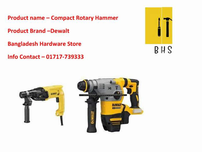 Compact Rotary Hammer dealer in bd