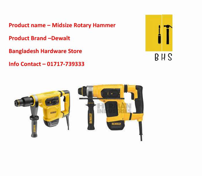 Dewalt Rotary hammer supplier in bd