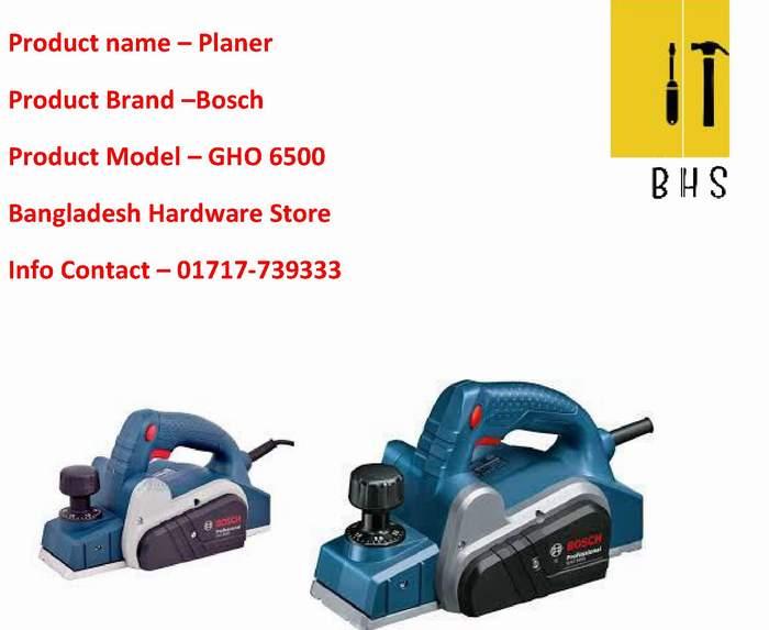 GHO 6500 Bosch planer dealer in bd