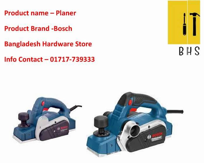 Bosch planer Wholesaler in bd