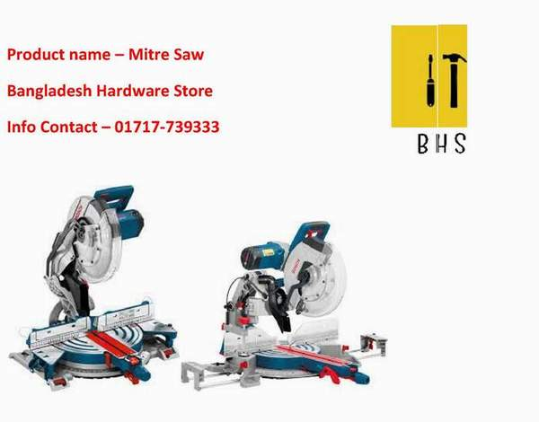 Mitre Saw Supplier in bd
