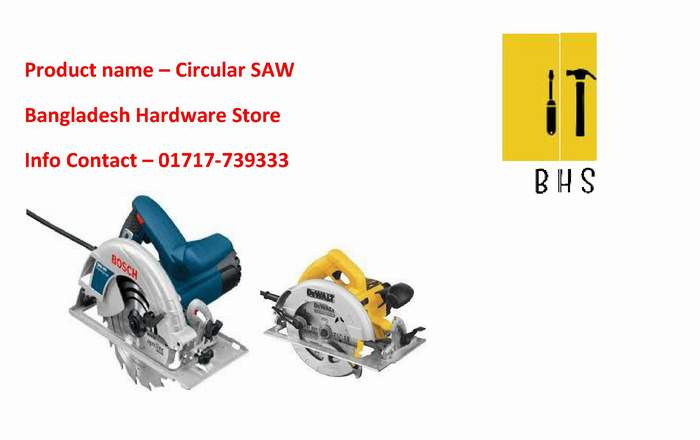 Circular Saw Supplier in bd