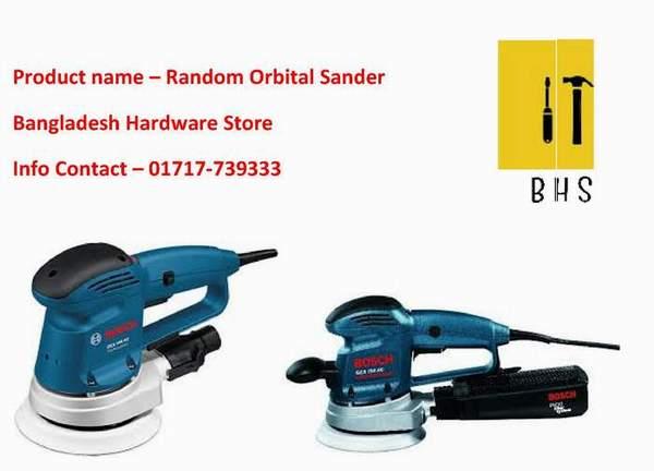 Random Orbital Sander dealer in bd