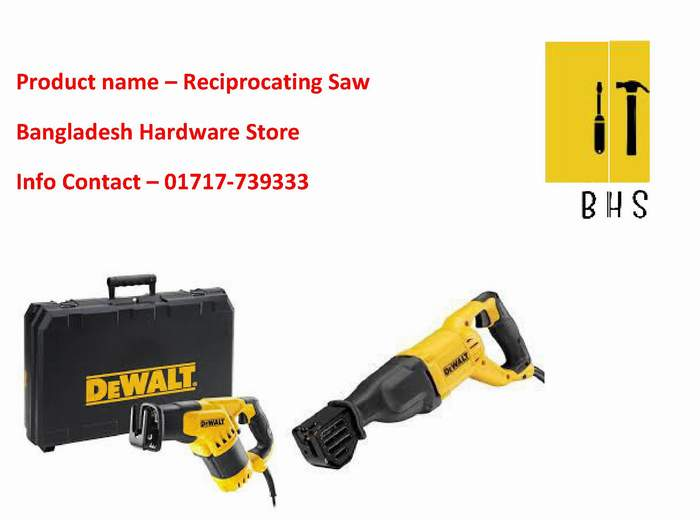 Reciprocating saw dealer in bd