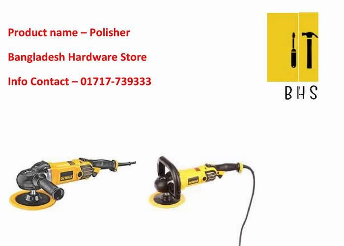 Polisher supplier in bd