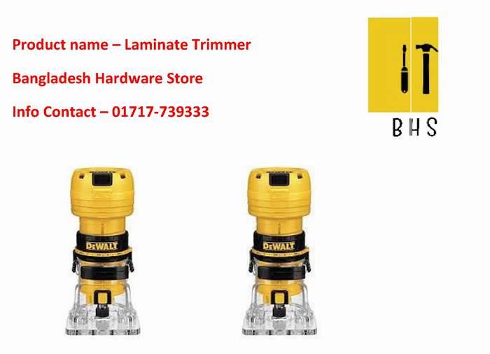 Laminate trimmer supplier in bd