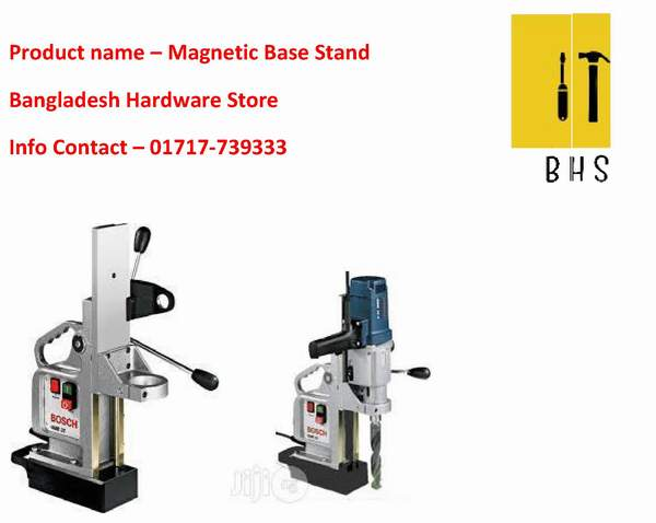 magnetic base stand supplier in bd