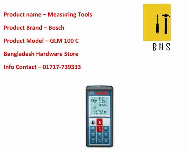 Bosch measuring tools dealer in bd