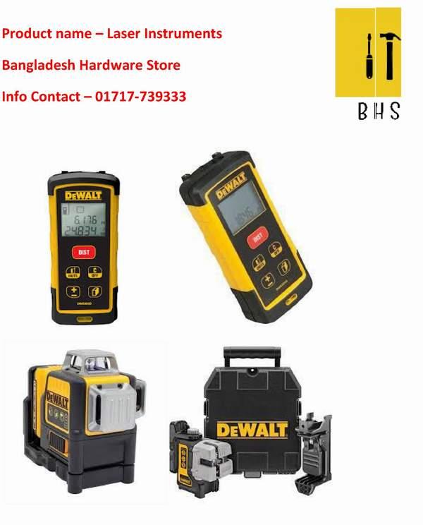Laser Instruments supplier in bd