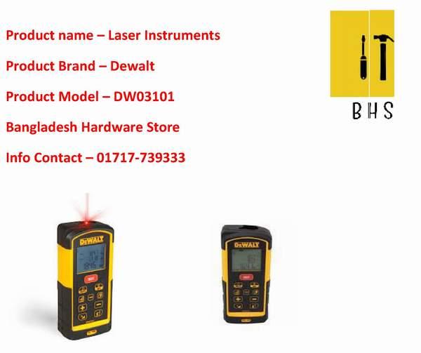 dewalt dw03101 Laser Instruments dealer in bd