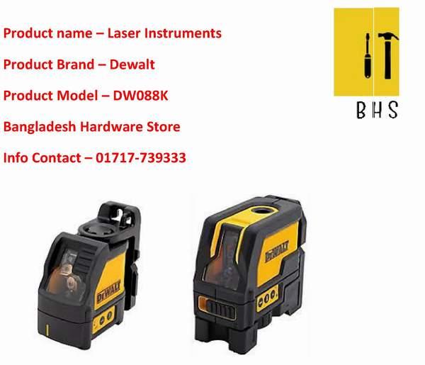 dewalt Laser Instruments wholesaler in bd