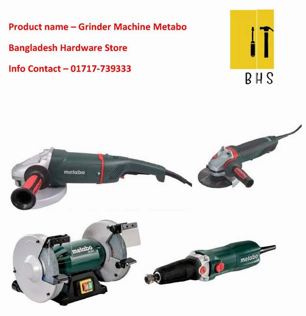 Grinder machine supplier in bd