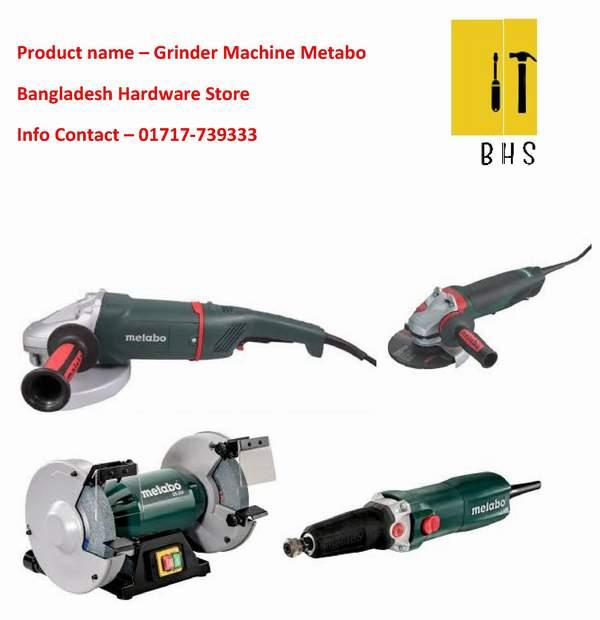 Grinder machine supplier in bd