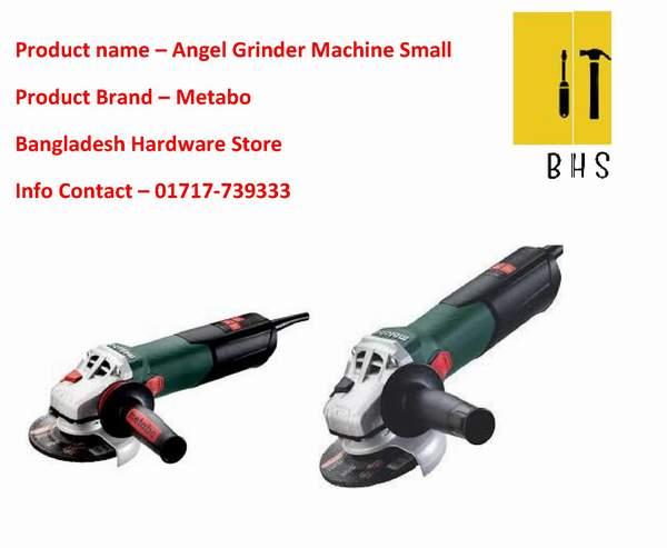 Metabo angle grinder in bd