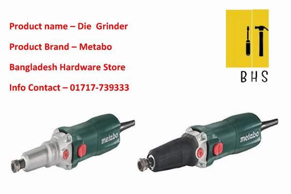 Metabo Die grinder in bd