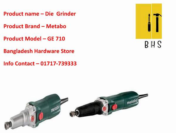 Metabo die grinder wholesaler in bd