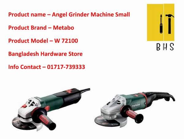 Metabo angle grinder dealer in bd
