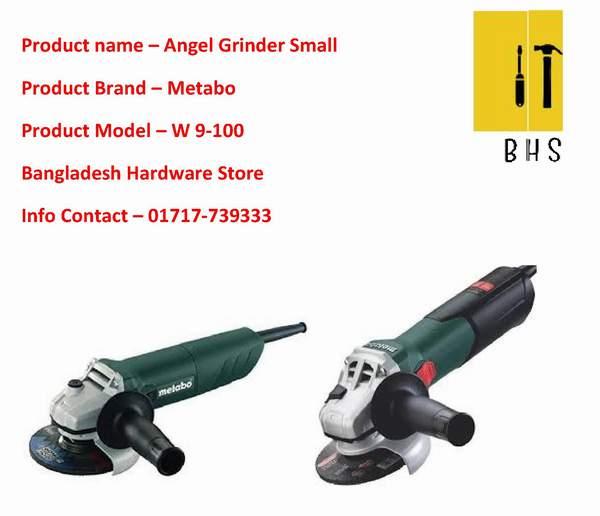 Metabo angle grinder wholesaler in bd.