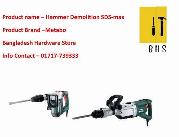 Hammer Demolition in bd