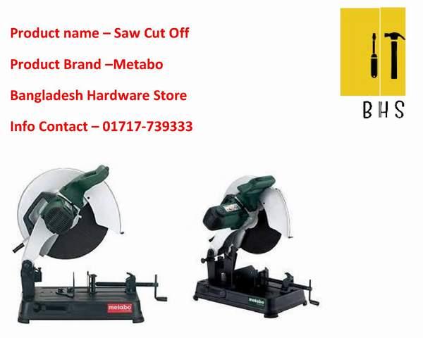 saw cut off in bd