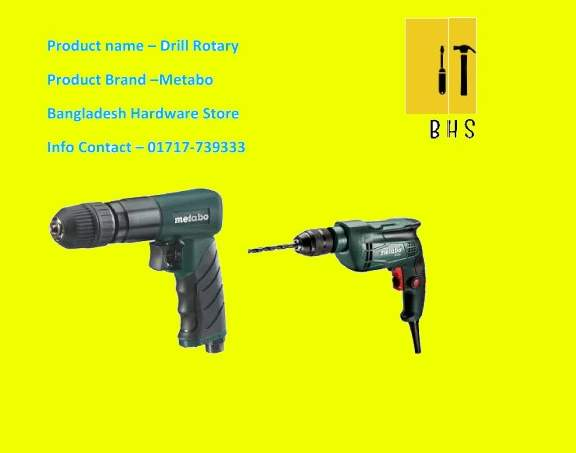 drill rotary in bd