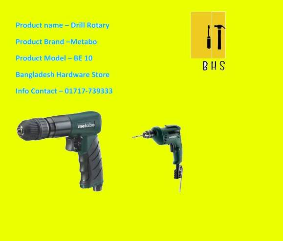 Metabo Drill rotary in bd