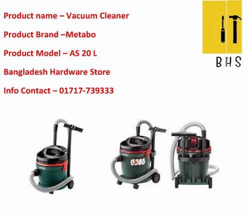 Metabo vacuum cleaner in bd
