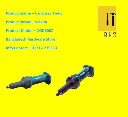 makita dgd800z cordless tools in bd