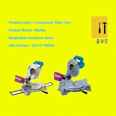 Compound miter saw in bd