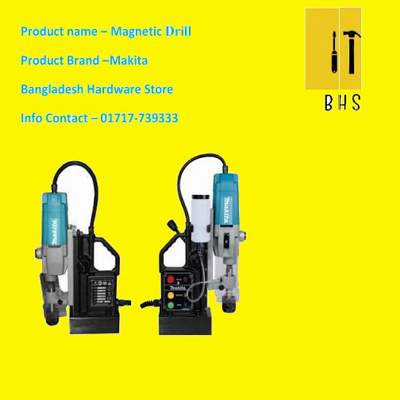 magnetic drill in bd