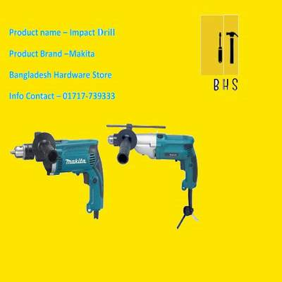 Impact drill in bd