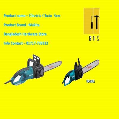 Electric chain saw in bd