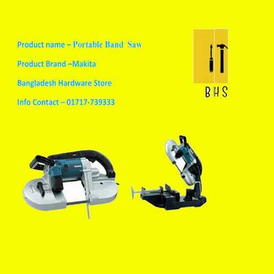 Portable band saw in bd