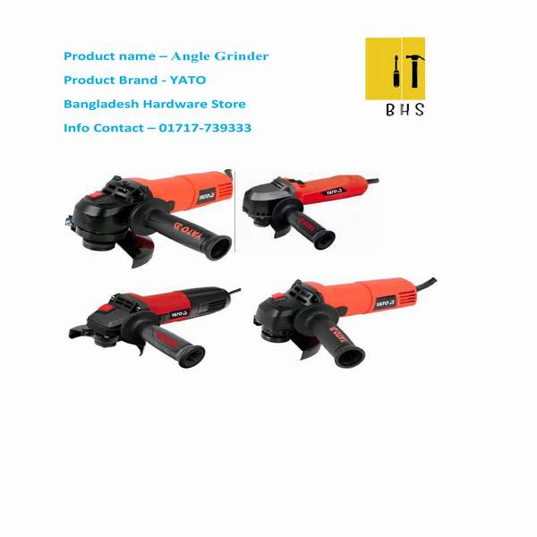 Yato Angle Grinder in bd