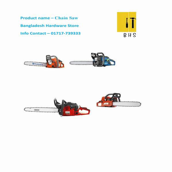 chain saw importer in bd