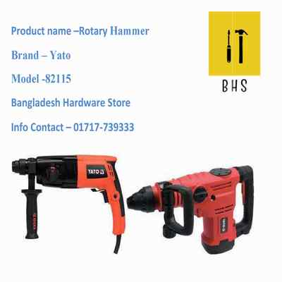 yt-82115 rotary hammer in bd