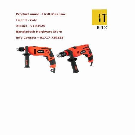 YT-82030 impact drill machine in bd