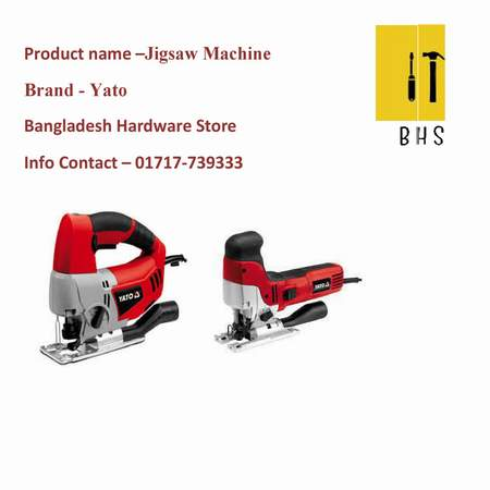 Yato jigsaw machine in bd
