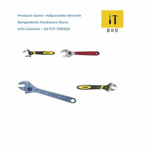 adjustable wrench in bd