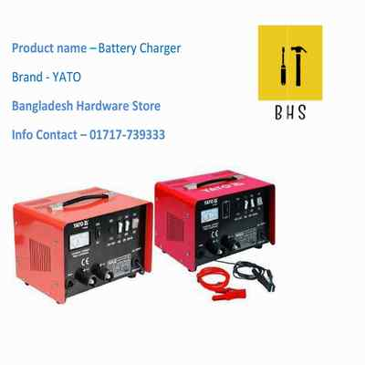 Yato battery charger in bd