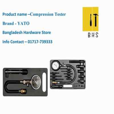 Yato compression tester in bd