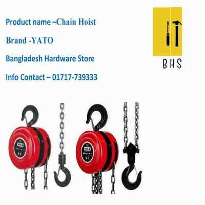 Yato chain hoist in bd