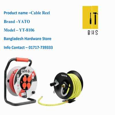 yt-8106 cable reel in bd